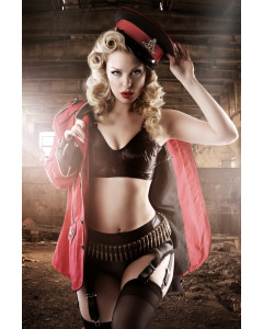 Court Royal Marlene Cone Bra