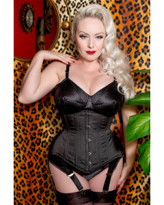 Plus Size Vixen 24 Bone Extra Curvy Cotton Waist Training Corset