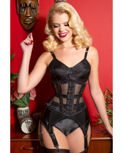 Playgirl Mimi Mesh Waist Training Corset